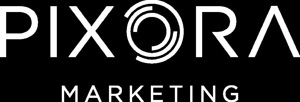 Pixora Marketing Logo